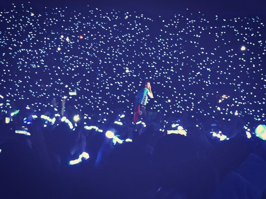 Santiago became a Sky Full Of Stars
