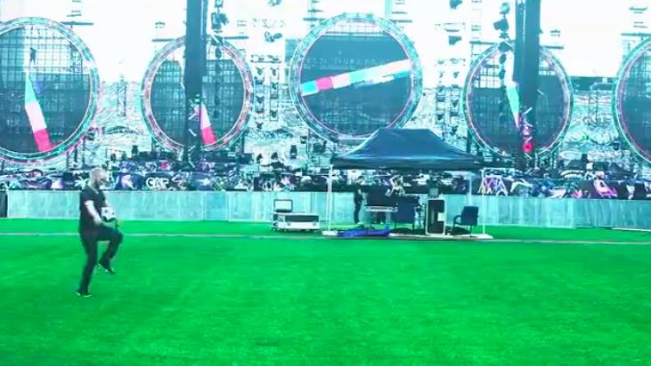 The start of the MX European stadium tour
