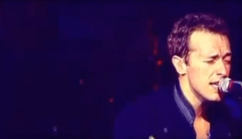 Coldplay cover the Flaming Lips