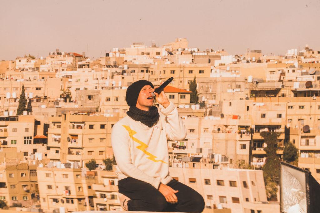 Sunrise / Sunset final rehearsals in Amman